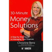 Morningstar's 30-Minute Money Solutions: A Step-by-Step Guide to Managing Your Finances Paperback