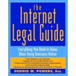 The Internet Legal Guide Dennis M. Powers Paperback