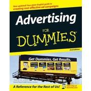 Advertising For Dummies Gary Dahl  Paperback