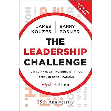 The Leadership Challenge: How to Make Extraordinary Things Happen in Organizations Hardcover, Used Book, (0470651728)