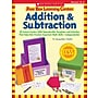 Shoe Box Learning Centers: Addition & Subtraction Immacula