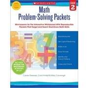 Math Problem-Solving Packets Carole Greenes , Carol Findell , Mary Cavanagh Grade 2