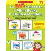 The Big Collection of Mini-Books for Guided Reading Liza Charlesworth, Deborah Schecter Paperback
