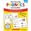 Now I Know My Phonics Learning Mats, Grades K-2 Lucia Kemp Henry  Paperback
