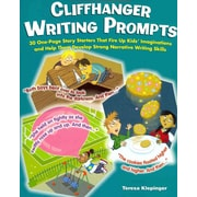 Cliffhanger Writing Prompts Teresa Klepinger Paperback