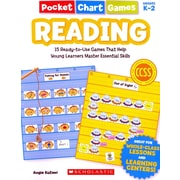 Pocket Chart Games Angie Kutzer Paperback