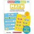 Pocket Chart Games Math,  Grades K-2 Angie Kutzer Paperback