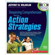 Deepening Comprehension With Action Strategies Jeffrey Wilhelm Paperback