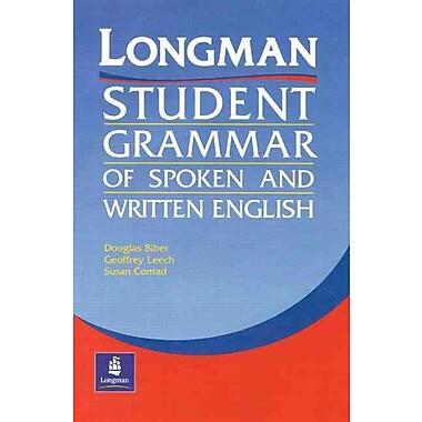 grammar of spoken and written english essay