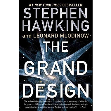 The Grand Design Stephen Hawking, Leonard Mlodinow Paperback, Used Book