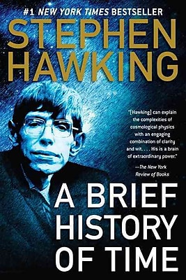 A Brief History of Time Stephen Hawking Paperback 616313