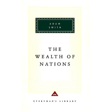 The Wealth of Nations Adam Smith Hardcover