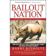 Bailout Nation, with New Post-Crisis Update Barry Ritholtz Paperback