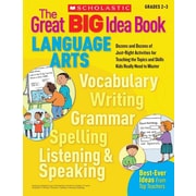 The Great BIG Idea Book: Language Arts Scholastic Paperback