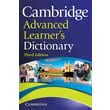 Cambridge Advanced Learner's Dictionary Cambridge University Press Hardcover