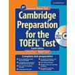 Cambridge Preparation for the TOEFL Test (Book & CD-ROM) Jolene Gear, Robert Gear Paperback