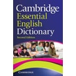 Cambridge Essential English Dictionary Diane Nicholls Paperback