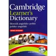 Cambridge Learner's Dictionary Cambridge University Press Paperback