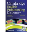 Cambridge English Pronouncing Dictionary Daniel Jones Paperback with CD-ROM