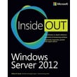 Windows Server 2012 Inside Out  William R. Stanek Paperback