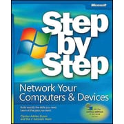 Network Your Computers & Devices Step by Step (Step by Step (Microsoft)) Paperback