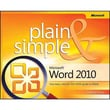 Microsoft® Word 2010 Plain & Simple Katherine Murray Paperback