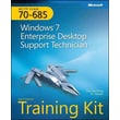 MCITP Self-Paced Training Kit Windows 7, Enterprise Desktop Support Technician Paperback