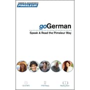 goGerman: Learn to Speak, Read, and Understand German with Pimsleur Language Programs  Audiobook CD