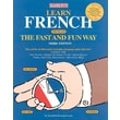 Learn French the Fast and Fun Way E. Leete Paperback