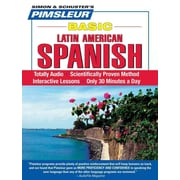 Spanish, Basic: Learn to Speak and Understand Latin American Spanish Audiobook CD