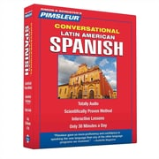 Latin American Spanish, Conversational Pimsleur Audiobook