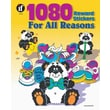 1080 Reward Stickers For All Reasons Instructional Fair  Paperback