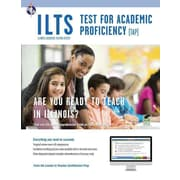ILTS Test of Academic Proficiency (TAP) Book + Online Paperback