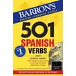501 Spanish Verbs with CD-ROM and Audio CD Christopher Kendris, Theodore Kendris Paperback