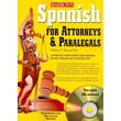 Spanish for Attorneys and Paralegals with Audio CDs William Harvey Paperback