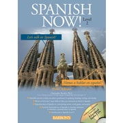 Spanish Now! Level 2 with Audio CDs, 3rd Edition Christopher Kendris Paperback