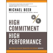 High Commitment High Performance Michael Beer Hardcover