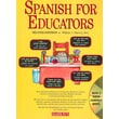 Spanish For Educators with Audio Compact Discs  William C. Harvey M.S Paperback