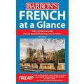 French at a Glance: Foreign Language Phrasebook & Dictionary Gail Stein Paperback