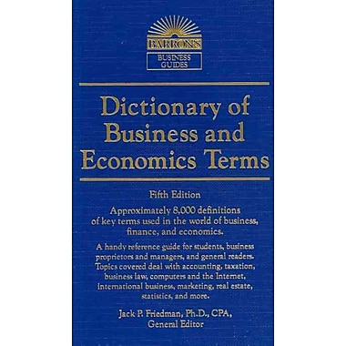economics terms of trade Terms of trade, or tot, is a term that represents the prices of the exports of a country, relative to the prices of its imports the ratio is calculated by dividing.