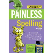 Painless Spelling (Barron's Painless) Mary Elizabeth Paperback