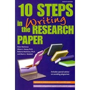10 Steps in Writing the Research Paper Paperback