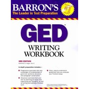 Barron's GED Writing Workbook Katherine Hogan Paperback