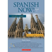 Spanish Now! Level 2 Christopher Kendris Ph.D Paperback