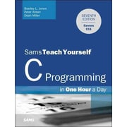 Programming in One Hour a Day, Sams Teach Yourself Paperback