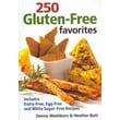 250 Gluten-Free Favorites Donna Washburn , Heather Butt  Paperback