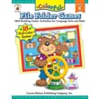 Colorful File Folder Games, Grade K