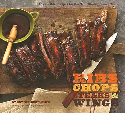 Ribs, Chops, Steaks, & Wings 663739