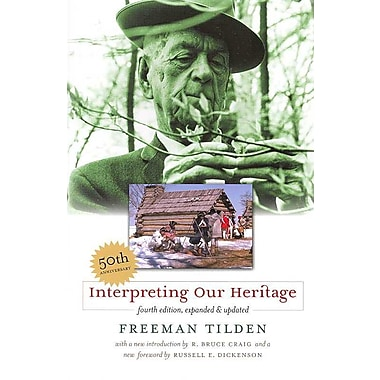 Interpreting Our Heritage, Used Book, (0807858677)