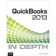 QuickBooks 2013 In Depth Laura Madeira Paperback